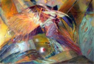 De geboorte van Icarus, Rozerie Rompes